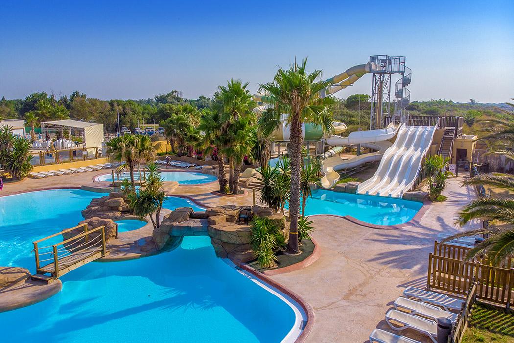Top 3 des meilleurs campings avec parc aquatique dans le Var